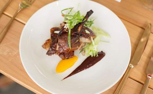 25 Chefs Have Been Recruited For The Cloudy Bay Pinot & Duck Tasting Trail
