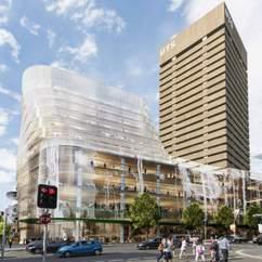 Sydney Eyesore UTS Tower Is Getting a Multi-Million Dollar Addition