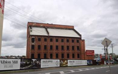 The Old Albion Mill Is Set to Become a New Urban Hub