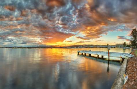 A Weekender's Guide to Lake Macquarie