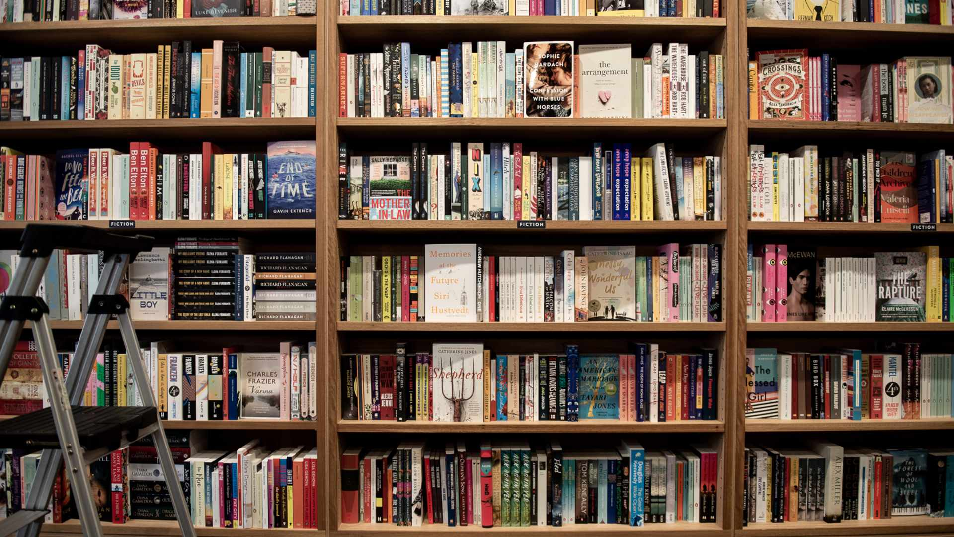 The Best Local Bookshops to Hunt Down a Great Read This Winter