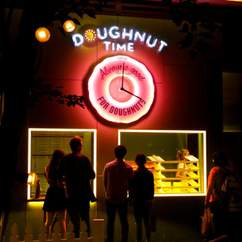 Doughnut Time Central Park