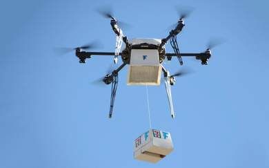7-Eleven Just Delivered Their First Slurpee by Drone