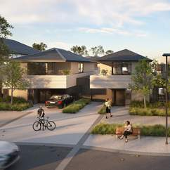 This New Sustainable Melbourne Suburb Could be the World's First 'Tesla Town'