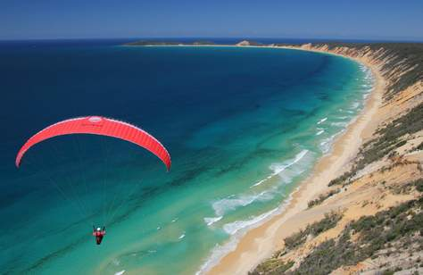 A Weekender's Guide to Rainbow Beach