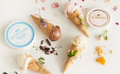 Uber Is Delivering Ice Cream Again, but This Time It's for Charity