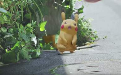 Pokémon Go Lets You Catch Pokémon In Real Life, Kinda