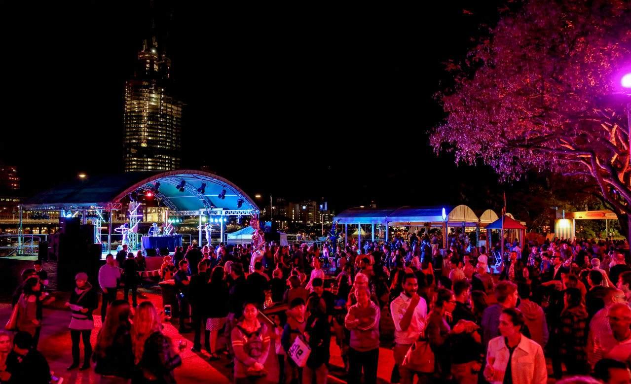 Arcadia at Brisbane Festival 2018