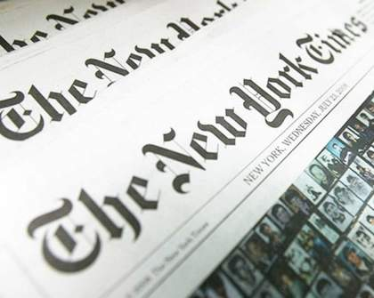 The New York Times Officially Launches Australian Coverage