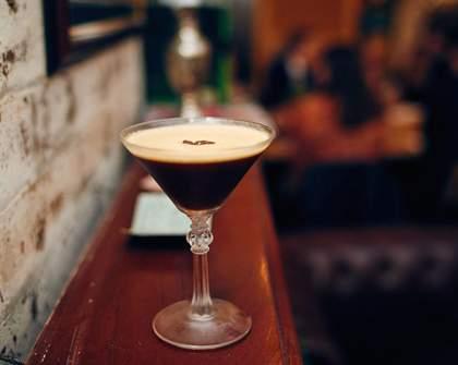 Sydney Cements Caffeine Addiction with New Espresso Martini Bar, Tuxedo