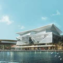 What You'll Find Inside Sydney's Epic New $1.5 Billion International Convention Centre