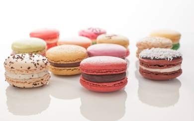 Christchurch Institution J'aime Les Macarons Has Landed in Auckland