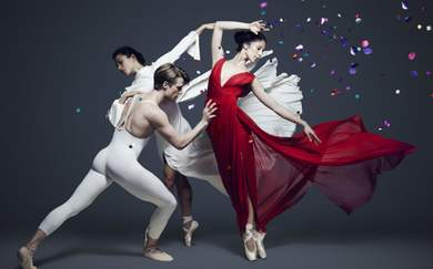 Highly Opulent Ballet Version of Alice in Wonderland to Premiere in Australia