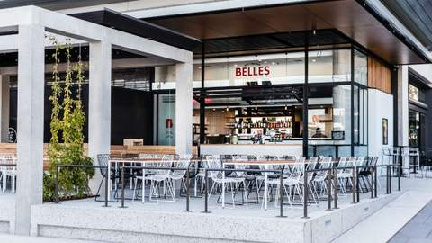Belles Hot Chicken Barangaroo