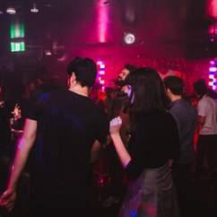 Delorean Disco at Kings Cross Hotel
