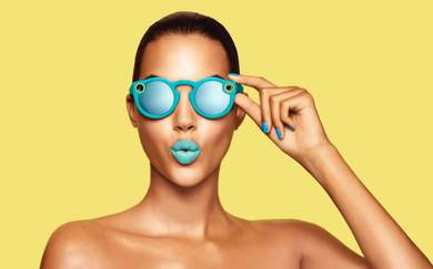 Snapchat Is Releasing Video-Capturing Sunglasses