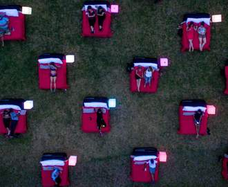 Australia's Outdoor Bed Cinema Is Embarking on Its First National Tour