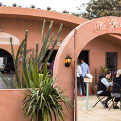The Grounds of Alexandria Returns to Sculpture by the Sea with an Arizona-Inspired Pop-Up Cafe