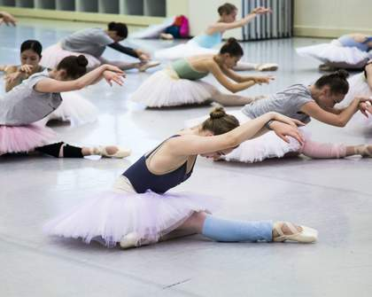 Live Stream Intimate Rehearsals at the World's Best Ballet Companies Today