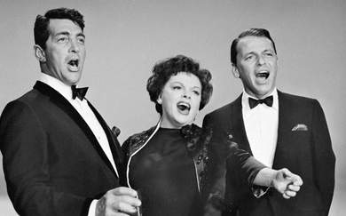 This Rat Pack Era Playlist Is Perfect for Cocktail Hour
