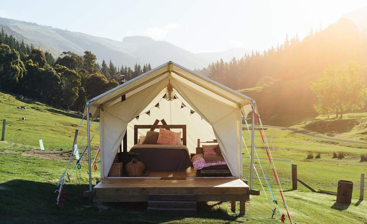 glamping-christchurch