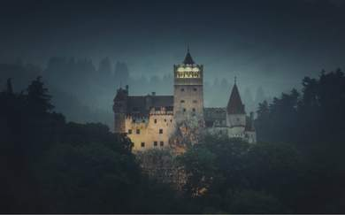 You Can Spend Halloween in Dracula's Castle Thanks to Airbnb
