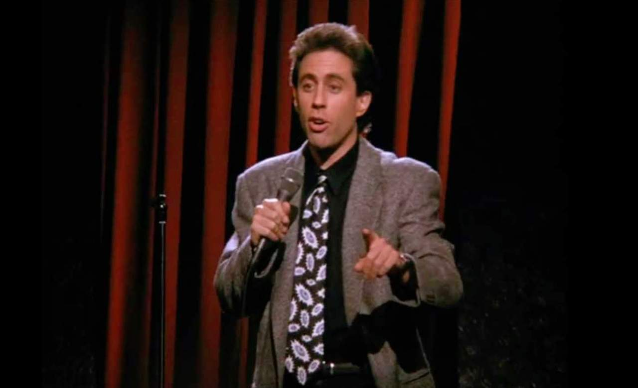 Jerry Seinfeld Is Coming to New Zealand for the First Time Ever