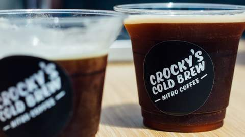 Crocky's Cold Brew Launches in Wellington (And It's Nitro, No Less)