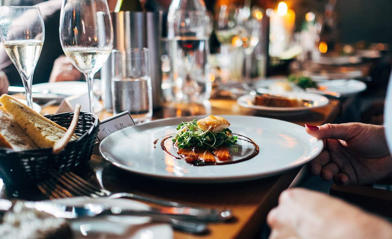 Five Ways to Take Your Dinner Party to the Next Level