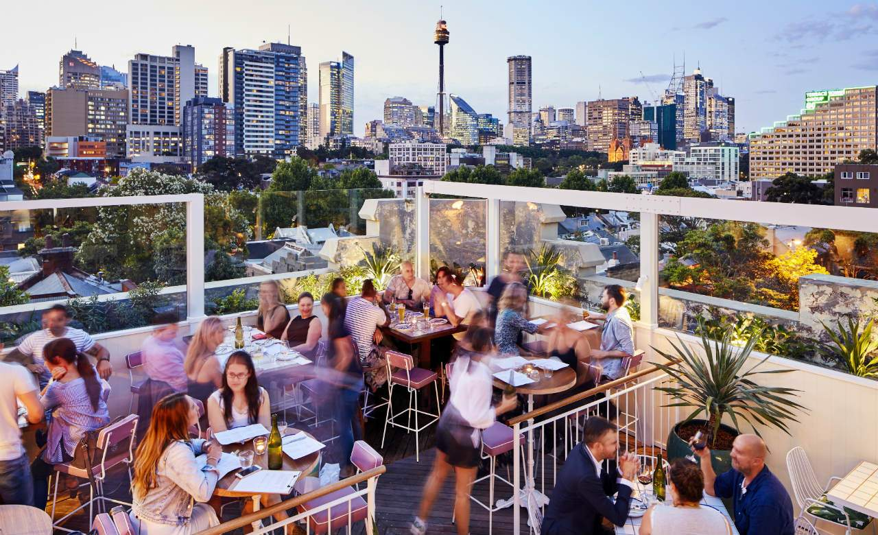 The Best Rooftop Bars in Sydney Concrete Playground