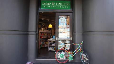 Oscar and Friends Booksellers
