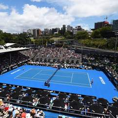 ASB Classic: The Serve