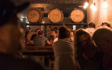 Sydney Brewers 4 Pines Open New Barrel-Aged Beer Venue in Newport