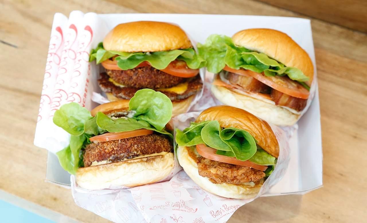 Betty's Burgers