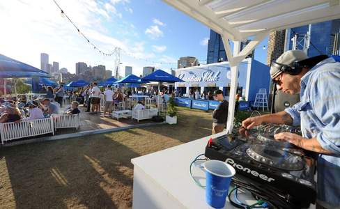 Canadian Club Racquet Club Sydney Pop-Up