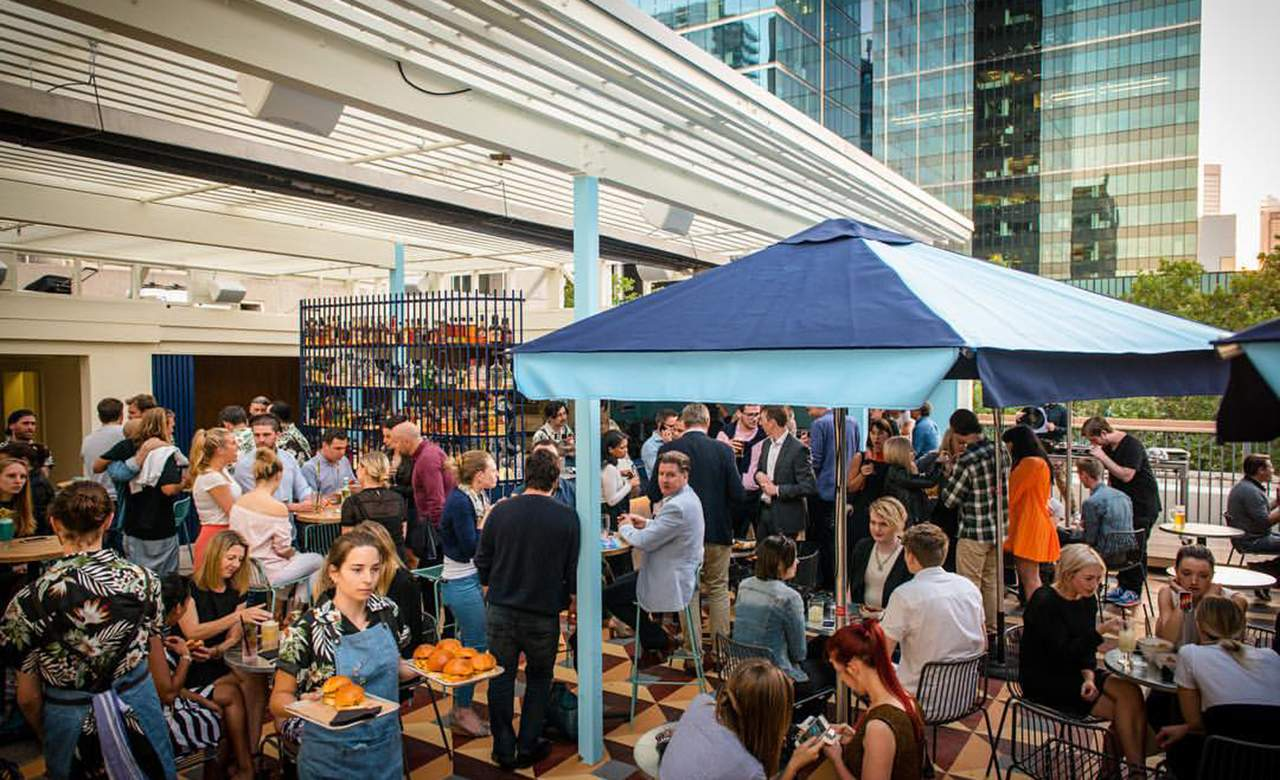The Best Rooftop Bars in Melbourne - Concrete Playground ...