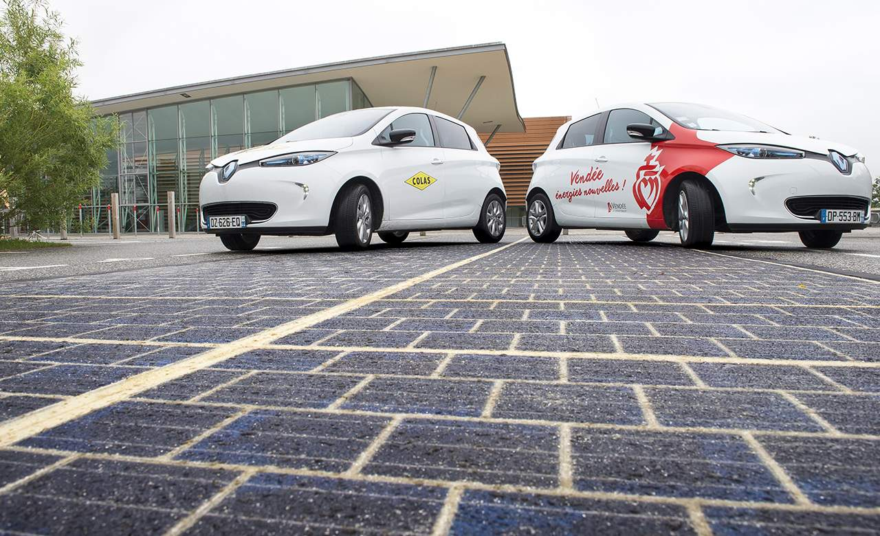 France Has Opened The World's First Solar-Powered Road