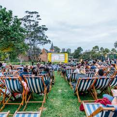 Ben & Jerry's Openair Cinemas Sydney Inner West 2016