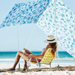 Seven Nifty Beach Tents for the Ultimate Summer Set-Up