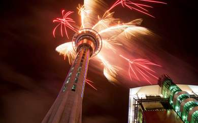 The Best Ways to Ring In 2017 Across Auckland