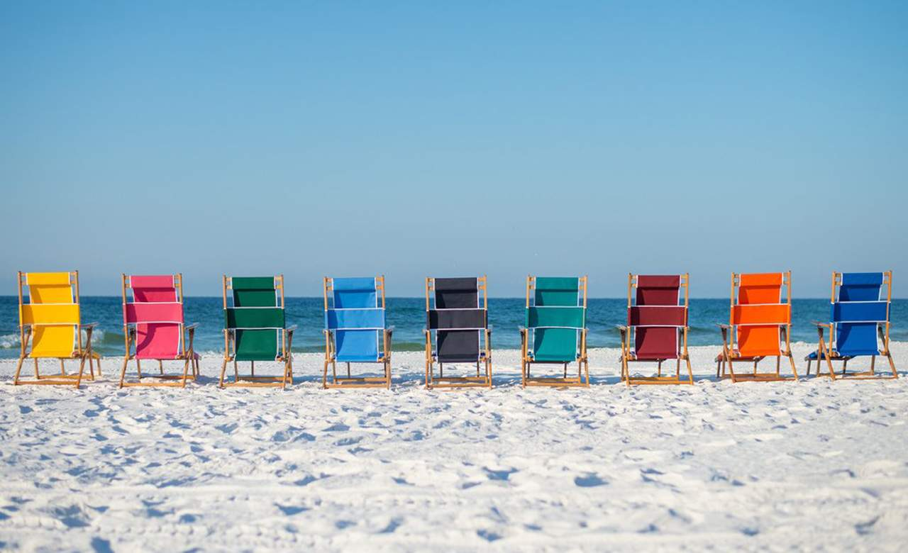 Ten Modern Beach Chairs for People Who Don't Have Time for Sand