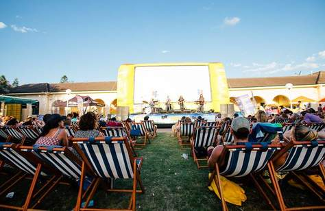 Ben & Jerry's Openair Cinemas Bondi 2017