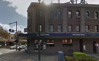 Classic Local Pub the Five Dock Hotel Has Been Bought for a Casual $28.75 Million