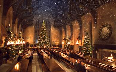 A Harry Potter-Themed Pasta Restaurant Has Opened in New York