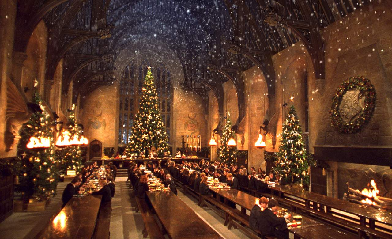 Yer a Wizard: Christmas Feast