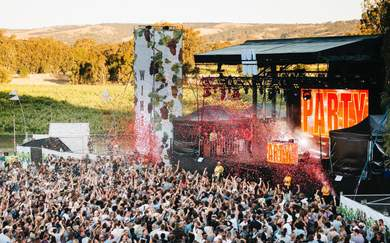 Hot Dub Time Machine Announces Australian-Wide Winery Tour