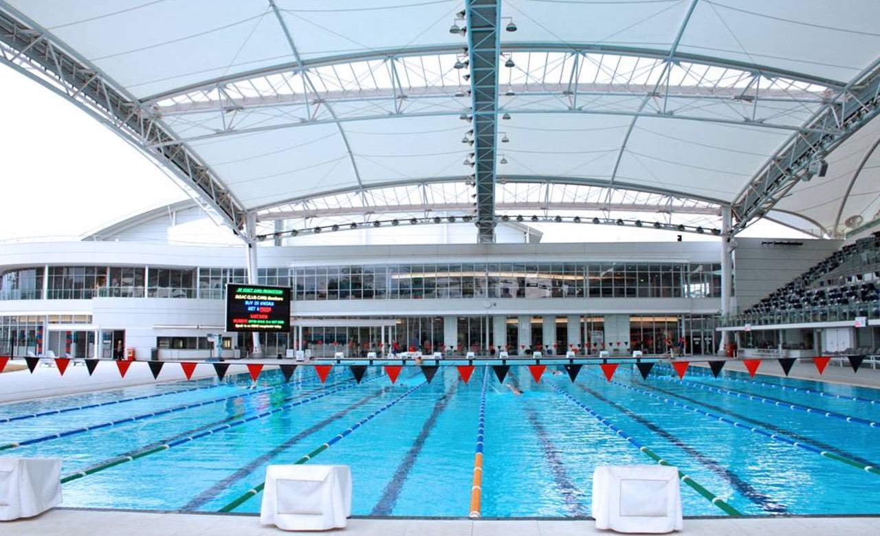 Melbourne Sports and Aquatic Centre Birthday Open Day