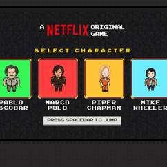 Netflix Has Turned Your Favourite TV Shows Into A Video Game