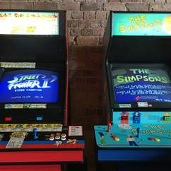 Inside Netherworld, Brisbane's New Retro Arcade and Board Game Bar