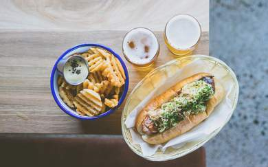 Sasquatch Is Chermside's New Craft Beer and Charcoal Grill Bar
